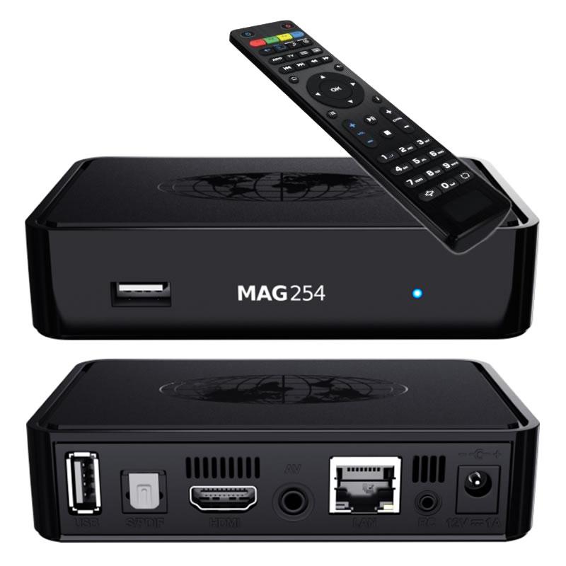 Infomir MAG254 HD IPTV Box