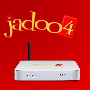 Jadoo 4 HD IPTV Receiver