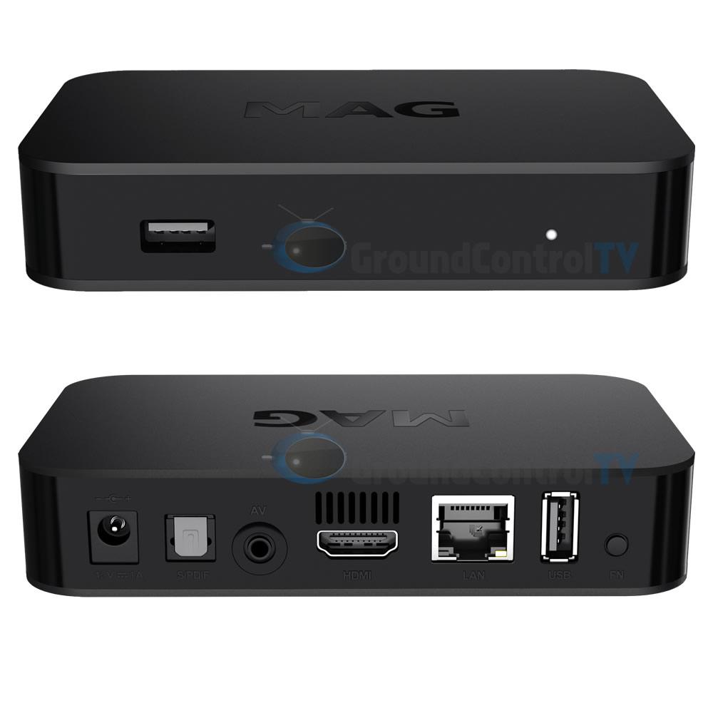 MAG322W1 Infomir IPTV Box