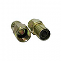 RG6 Crimp Connectors