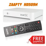 Zaaptv HD509N 2014 Edition