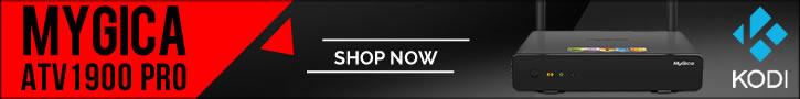 MyGica ATV1900 Pro Kodi Android Box